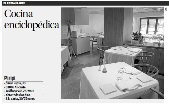 GrupoGastronou-Alicante-Gastronomía-Prensa