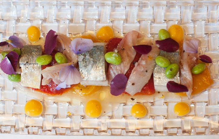 La receta del mes: Jurel y Caballa marinadas