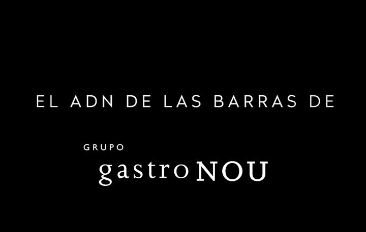 El ADN de las barras de Grupo Gastronou. Con Nou Manolín y Piripi