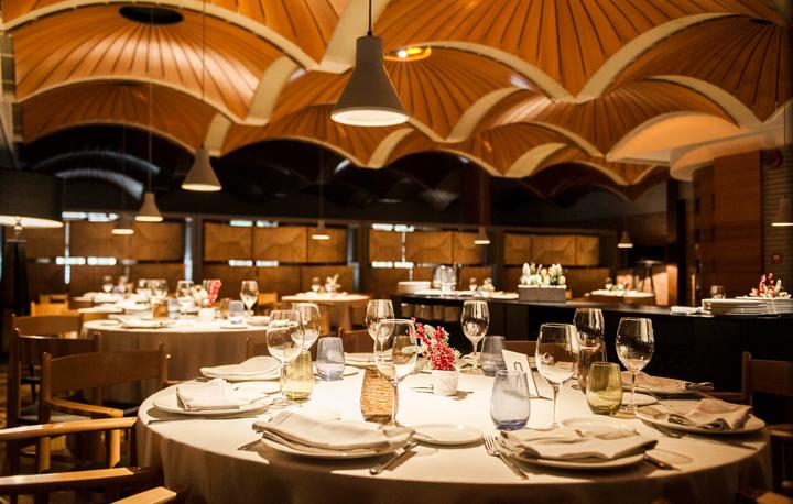 El renovado aspecto del Restaurante Nou Manolín de Alicante